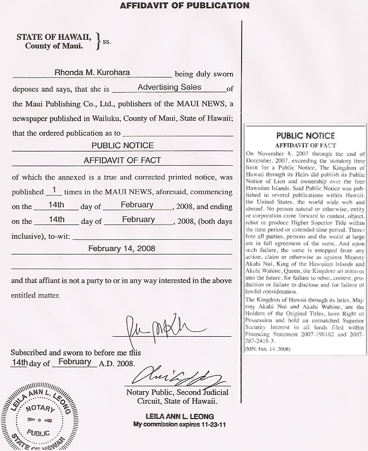 affidavit form south africa
