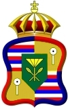 Kingdom of Hawaii King's Crest